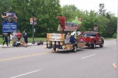 2017 Brooklin Heritage Society Float