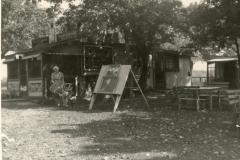 Grandma Baileys booth 2